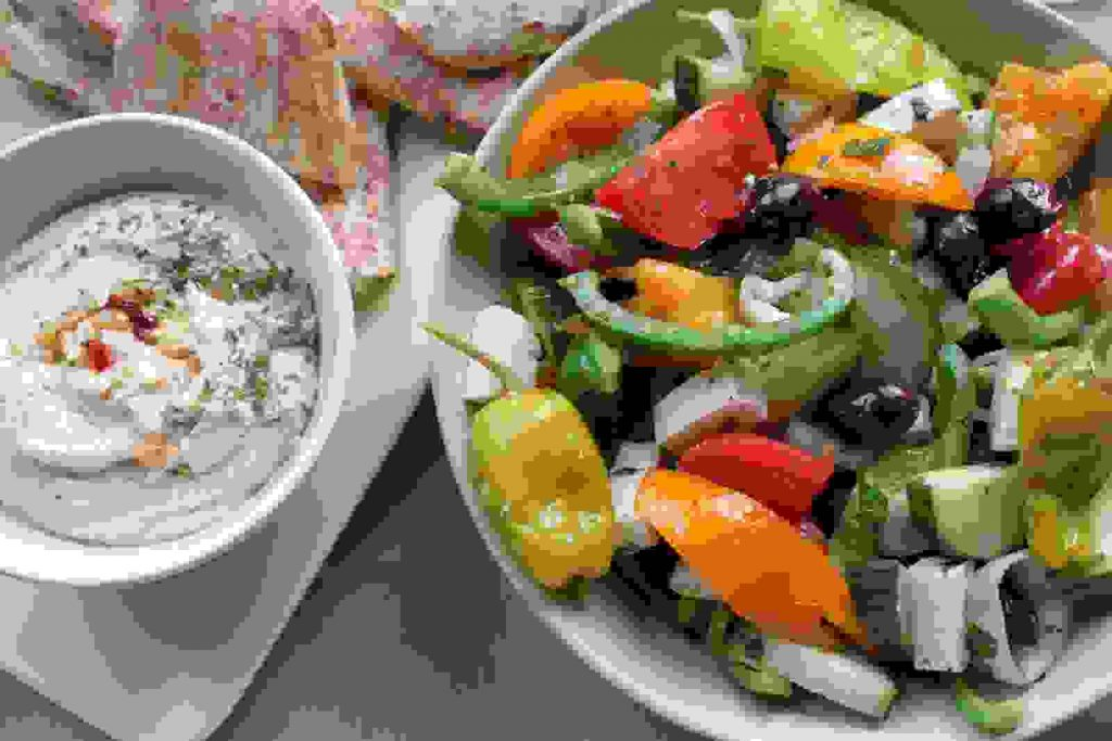 Greek Villager's Salad